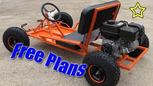 go kart build plans pdf