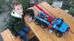 ПЕРВАЯ МОДЕЛЬ!!! <b>LEGO TECHNIC</b> 42070 <b>Аварийный</b> ...