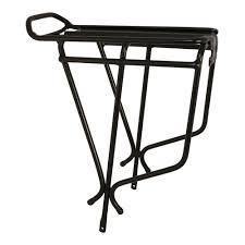 "<b>Багажник задний</b> ""<b>Luggage</b> Rack"" до 25 кг, цвет: чёрный — купить ..."