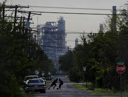 the alamo glasstire port arthur texas is the end of the line for oil that would travel through