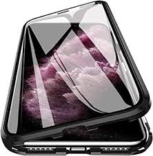 iPhone 11 6.1 inch Magnetic Case, 360° Tempered ... - Amazon.com