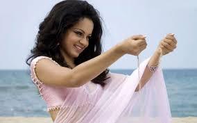 pink saree saree and bollywood on pinterest actress kangana ranaut hd