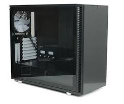 Тест и обзор: <b>Fractal Design Define</b> S2 TG Black - второе ...