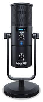 <b>Микрофон M</b>-<b>Audio Uber Mic</b> — купить по выгодной цене на ...