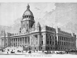 Old South House Plans   mexzhouse comLuna Park Melbourne Melbourne Parliament House Plans