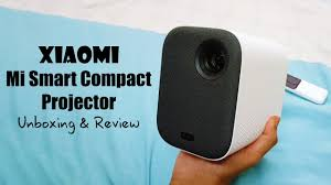 <b>Xiaomi Mi Smart Compact</b> Projector - Unboxing & Detailed Review ...