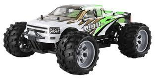 <b>Радиоуправляемый внедорожник HSP</b> 4WD Brushless <b>Monster</b> ...