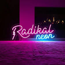 Radikal Neon: <b>Neon signs</b> for any space
