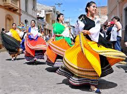 Paseo del Chagra Machachi   Ecuador