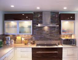 Wall For Kitchens Kitchen Cabinet Dark Floor To Ceiling Wall Kitchen Cabinet With