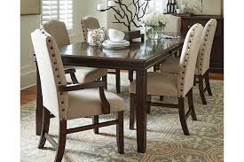 ashley furniture kitchen tables:  dining table brown lavidor dining room table view ashley furniture kitchen tables and ashley dining