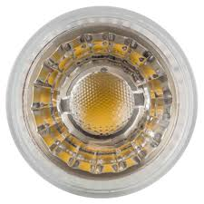 <b>LED MR16 Glass</b> COB <b>5W</b> 12V 2700K GU5.3 3293 - The Factory Shop