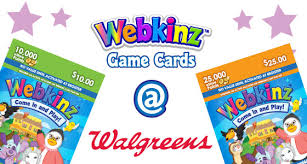Webkinz Game Cards ARE NOW AT WALGREENS!   WKN: Webkinz ...