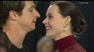 Tessa VIRTUE  Scott MOIR Free Dance 'Moulin Rouge' Canadian ...