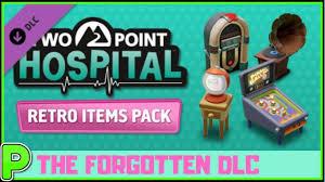 <b>RETRO</b> ITEMS DLC - <b>TWO POINT HOSPITAL</b> 🕰️ - YouTube