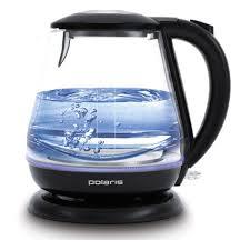 <b>Чайник Polaris PWK 1859CGL</b> черный — купить в интернет ...