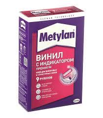 <b>Клей для виниловых</b> обоев Metylan Винил с индикатором ...