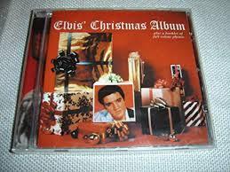 <b>Elvis Presley</b> - Elvis' Christmas Album … plus a booklet of full <b>colour</b> ...