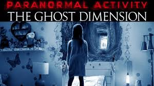 Image result for paranormal activity all ghost