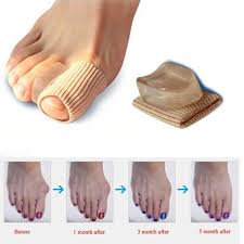 Bunions Foot Care Pedicure Silicon Pad Protection <b>Toe Spreader</b> ...
