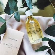 Aromatica <b>Массажное масло</b> c лавандой Serene <b>Body</b> Oil ...