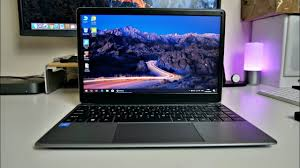 "<b>Chuwi HeroBook Pro</b> Laptop / <b>14.1</b>"" FHD / 8GB + 256GB M.2. SSD ..."
