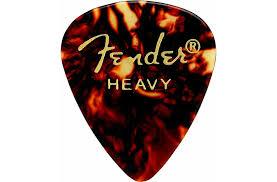 Купить <b>медиатор FENDER CLASSIC SHELL</b> (12PK) HVY ...