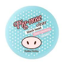 HOLIKA HOLIKA <b>Бальзам</b> для глубокой <b>очистки пор</b> Пиг-ноуз / Pig ...
