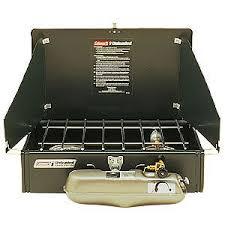 Купить <b>Плита бензиновая Coleman</b> 2 Burner Compact 424 с ...