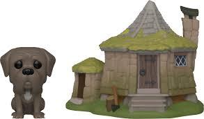 <b>Funko POP</b>! <b>Town</b>: Harry Potter Hagrid's Hut with Fang Multi 44230 ...