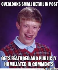 The Flawed Featured Meme. To Delete Or Not To Delete? by ... via Relatably.com