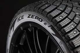 <b>pirelli ice</b> zero 2, the first tyre designed around the stud