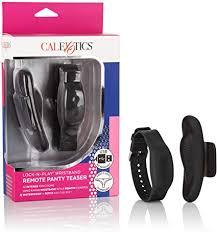 CalExotics <b>Lock N Play</b> Wristband <b>Remote Panty Teaser</b>- Waterproof