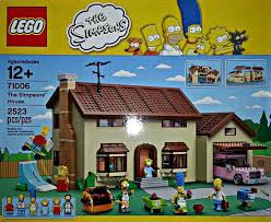 the simpsons house Archives   LegoGenreLego The Simpsons  The Simpsons House