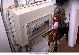 fuse box electric power stock photos fuse box electric power electrical fuse box stock image