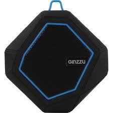 Портативная <b>колонка Ginzzu GM-871B</b> Black, Blue — купить, цена ...