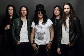 <b>Slash</b>: <b>Living</b> the Dream (album review) - PopMatters