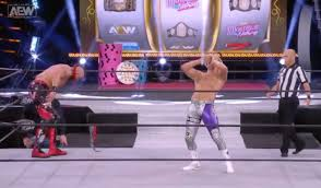 Cody Rhodes Pays Homage To <b>Sting</b> During AEW Double Or <b>Nothing</b>