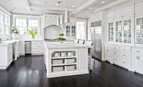 Small Picture 45 Luxurious Kitchens with White Cabinets Ultimate Guide