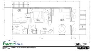 Brighton Floor Plan   ForeverhomeBrighton Floor Plan