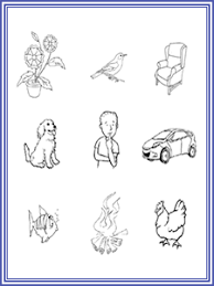 Science worksheets for kindergarten & grade 2 kidsLiving / Non-Living Things