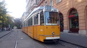 Ligne 51 du tramway de Budapest