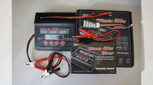 <b>Зарядное устройство SkyRC B6</b> Ultimate 400W купить в ...