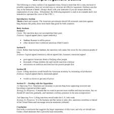 argumentative essay outline examples cover letter format for writing an argumentative essay argumentative essay outline sample example of a process an