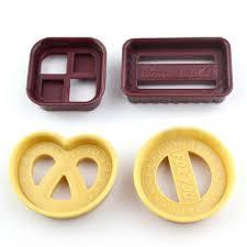 4pcs geometry design <b>cutter fondant</b> cake cookies sugarcraft mold ...