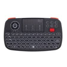 Flyworld <b>RII RT726 bluetooth</b> 2.4G Wireless Air Mouse Mini Keyboard