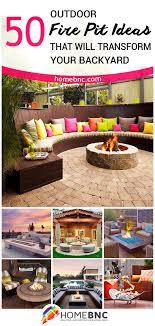 ideas patio fire pits pinterest