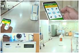 Indian Railways develops <b>RAIL</b>-<b>BOT robot</b> to assist hospital staff in ...