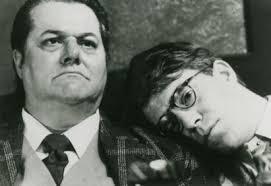 """Dér oplevede man åbenbart ikke nogen amputering. Poul Bundgaard og Ole Ernst i """"Hærværk"""" (1977). Du burde jo have haft de samme muligheder, ... - haervaerk_2"""