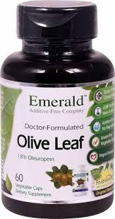 Fruitients Olive Leaf, 60 Vegetable Capsules - Kroger